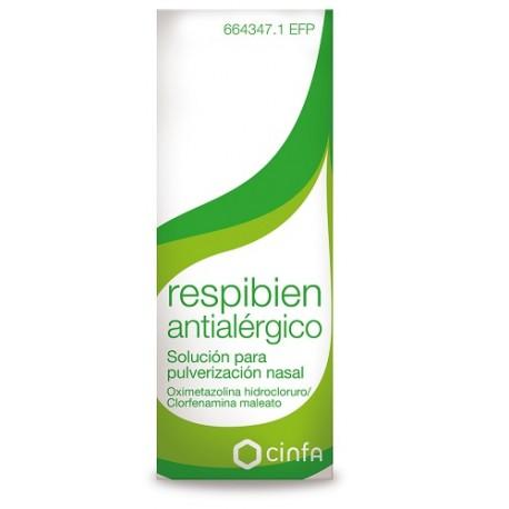 Respibien Antialérgico Nebulizador 15 ml