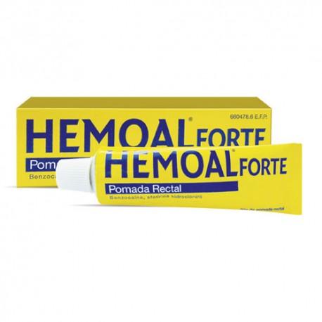 Hemoal Forte Pomada Rectal 30 gr